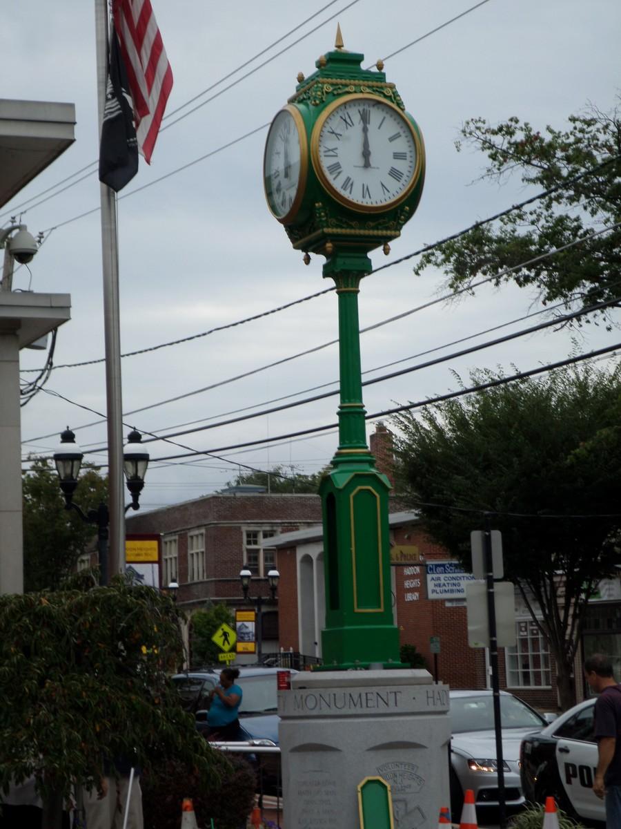 Street Clock Repair Clock Restoration All Clock Service