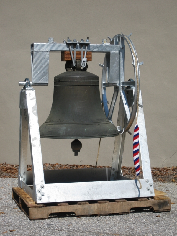 Swinging Church Bells : Restoration of historic church and tower bells