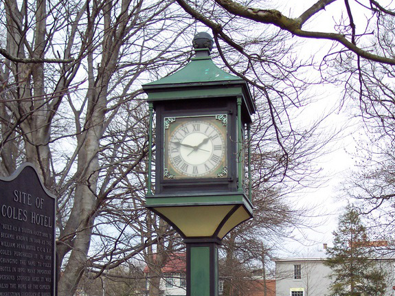 Moorestown Town Clock